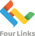 Four Links Logo
